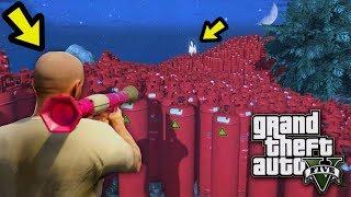 GTA 5 - Я смог напугать призрака! Куда он делся??