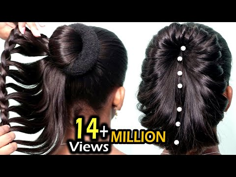 Easy Hairstyle For Medium hair 2019    Best Hairstyle For Girls    Latest 2019 Hairstyles