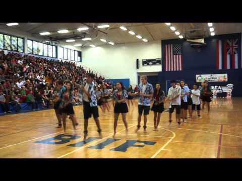 Waiakea High School Winter Program 2015 - Sophomores