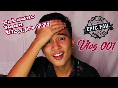 My 1st vlog | Cebuano Teen Vlogger??!