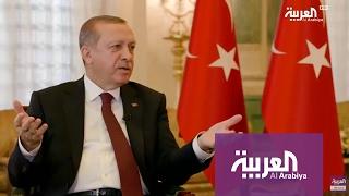 حديث أردوغان عن حلم الخلافة