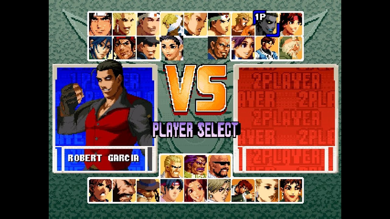 The King Of Fighters 96 Mugen By Mks Gameplay Youtube