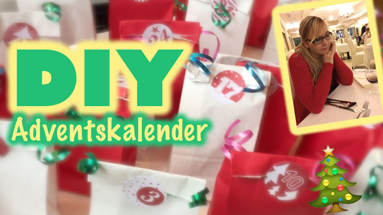 adventskalender basteln easy und schnell diy. Black Bedroom Furniture Sets. Home Design Ideas
