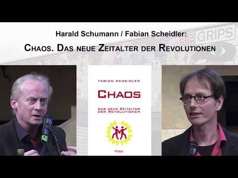 Fabian Scheidler, Harald Schumann im Grips Theater: Chaos. Das neue Zeitalter der Revolutionen
