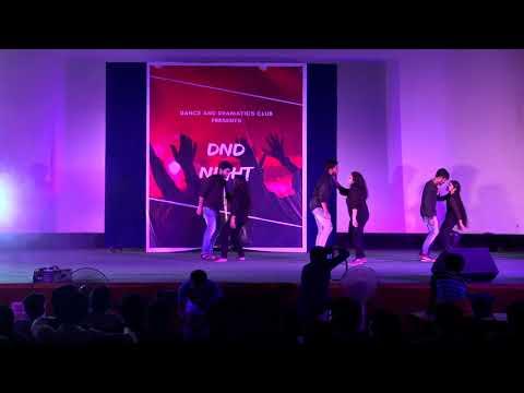 Rara Na Veera & Iraga Iraga mass dance performance | NITW 2018-19 | ALLU ARJUN|  Mass | TZ