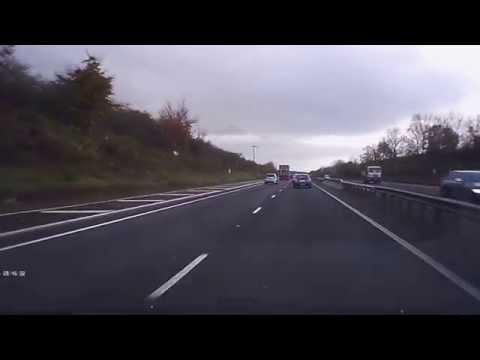 N/Wales mini road trip; Flint to Rhyl via A55