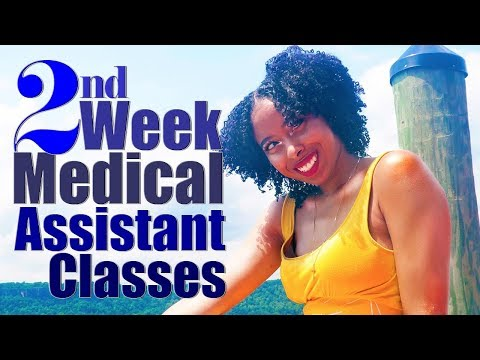 2nd-week-of-medical-assistant-classes- -cma-courses
