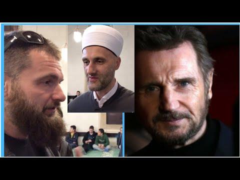 Turn up the Azan - why Liam Neeson loves the Azan