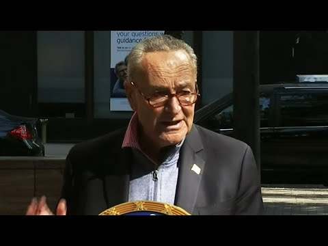 Could Primary Threat Make Schumer Actually Do Something?
