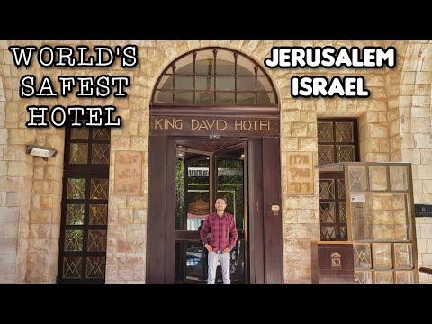 WORLD'S SAFEST HOTEL - Jerusalem, Israel 🇮🇱
