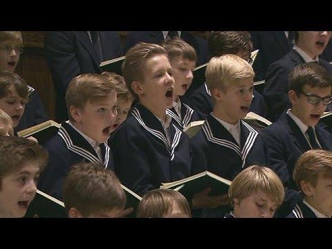 Хор Святого Фомы: предрождественский Бах - Musica