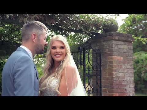Sarah & Gary 14/7/18 The Barn At Alswick Wedding