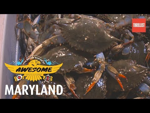 Baltimore's 200-Year-Old Lexington Market || U.S. of Awesome