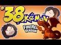 Pokemon FireRed: Deep Dark Cave - PART 38 - Game Grumps