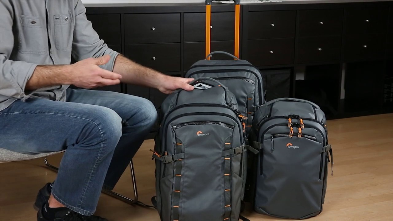 ea8d578313 Check Out The Lowepro HighLine Series for Any Adventure - YouTube