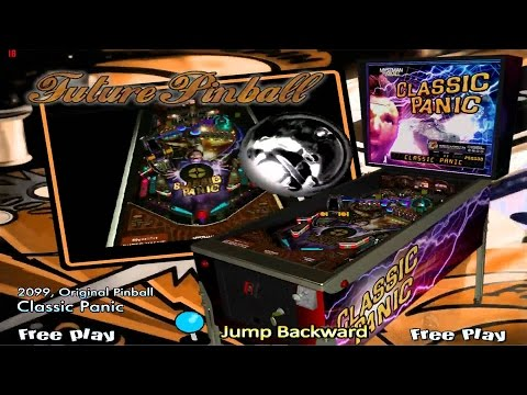 Future Pinball pack 50 roms tables