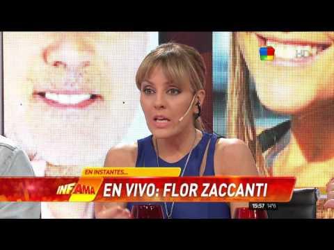 Chat de Fabián Doman donde maltrata a la modelo Florencia Zaccanti