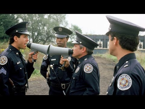 Police Academy (1984) Movie - Comedy film