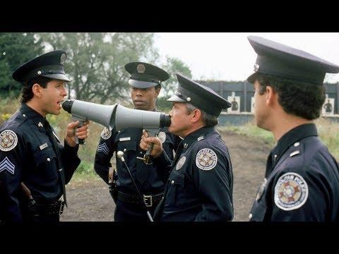 Police Academy (1984) Movie - Comedy film