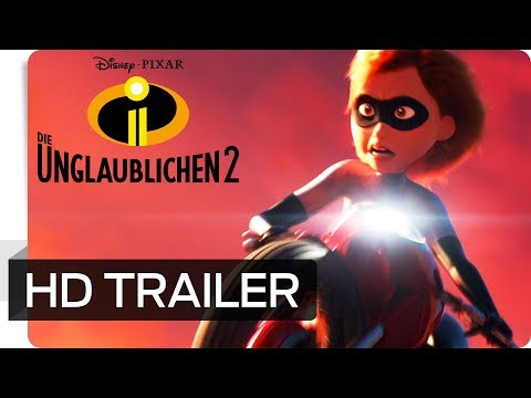 Die Unglaublichen 2 - Offizieller Trailer | Disney•Pixar HD