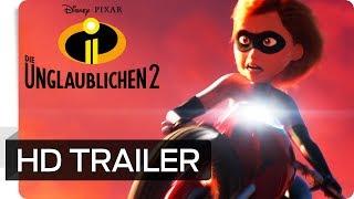 Die Unglaublichen 2 - Offizieller Trailer   Disney•Pixar HD