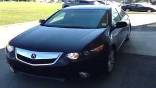 Acura TSX Sedan 2011 Videos