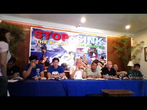 WEST PHILIPPINE SEA COALITION, 7-21-15