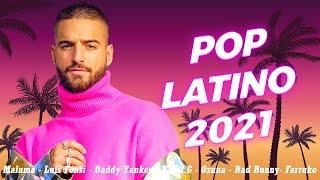Maluma Luis Fonsi Daddy Yankee Ricky Martin Shakira Nicky Jam Pop Latino 2021 Los Mas Nuevo