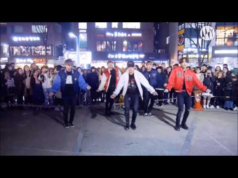 방탄소년단(BTS) - Not Today Dance cover Busking in Hongdae