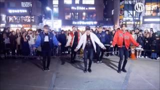 Video 방탄소년단(BTS) - Not Today Dance cover Busking in Hongdae download MP3, 3GP, MP4, WEBM, AVI, FLV Juni 2018