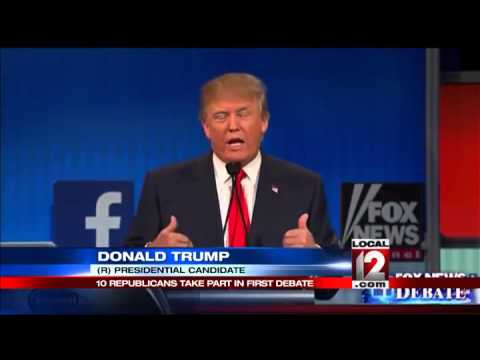 trump-jolts-first-gop-debate,-rivals-scramble-for-attention