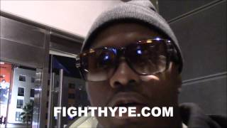 "PETER QUILLIN TALKS MAYWEATHER VS. PACQUIAO: ""ONLY TIME CAN TELL...THEY"