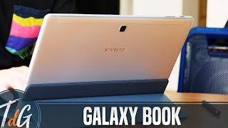 Samsung Galaxy Book, review en español