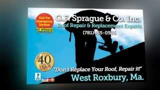 West Roxbury Roofing Expert | 40yr Warranty | Call 781-455-0556 | Roof Repair | Roofing Contractor