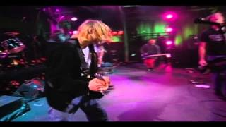 Nirvana - Blew Live & Loud HD
