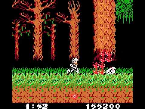 Game Boy Color Longplay [045] Ghosts'n Goblins