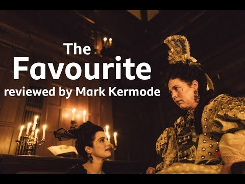 The Favourite reviewed