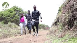 Karuru Falls Aberdare National Park
