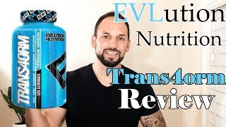 Evlution Nutrition Trans4orm Fat Burner Review (Fast & Simple)