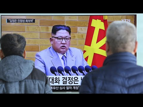 Kim Jong-un orders border hotline with South Korea to be reopened