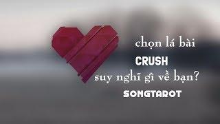 tarot: crush suy nghĩ về bạn như thế nào?