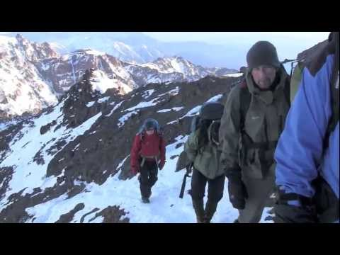Jebel Toubkal Summit - Morocco