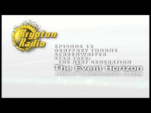 The Event Horizon  Episode 12  Geoffrey Thorne