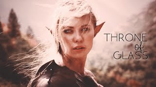 ✘ everybody wants to rule the world ✘   Throne Of Glass   Sarah J Maas   Book Trailer 2018