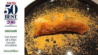 Gaggan: The Story of a Fish called Kin-Medai
