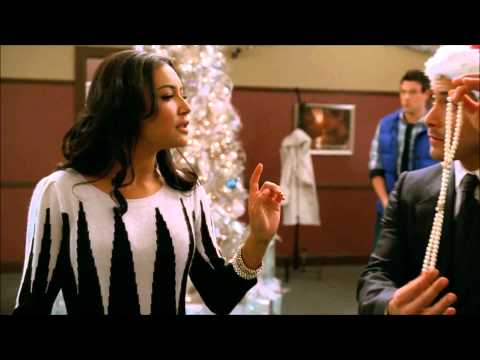 Santa Baby (Glee Version) [Performance] - Deleted Scene