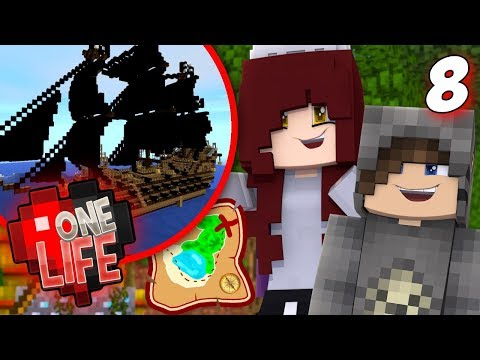 TRAPPED IN A DUNGEON?! | One Life SMP 2.8
