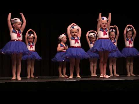 Good Ship Lollipop 3 and 4 Year Old Ballet