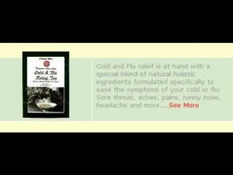 Chinese Herbal Tea | Healthy Tea | Organic Tea | Herbal Tea Video