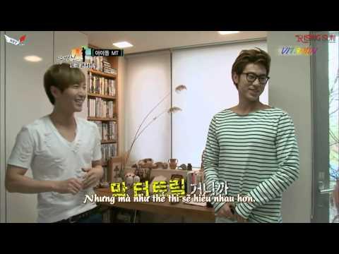 [Vietsub show]120503 MBC JBJ Talk Concert TVXQ cut 1[RisingSun Subteam]